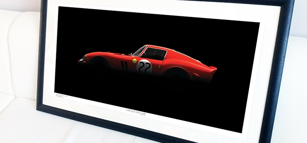 The Legendary 250GTO